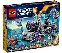 LEGO Nexo Knights (70352) Штаб Джестро