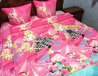 Детское постельное белье сказочное