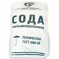 Сода кальцинированая, 25 кг (цена за кг)