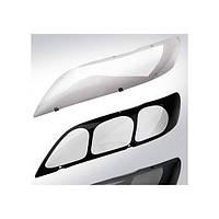 Защита передних фар Toyota RAV-4 2006-2010 прозрачная SIM