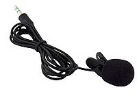 Микрофон на клипсе jack 3.5 #100408