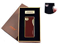 "USB зажигалка в подарочной упаковке ""JOBON"" (Двухсторонняя, спираль накаливания) №4841-3 SO"