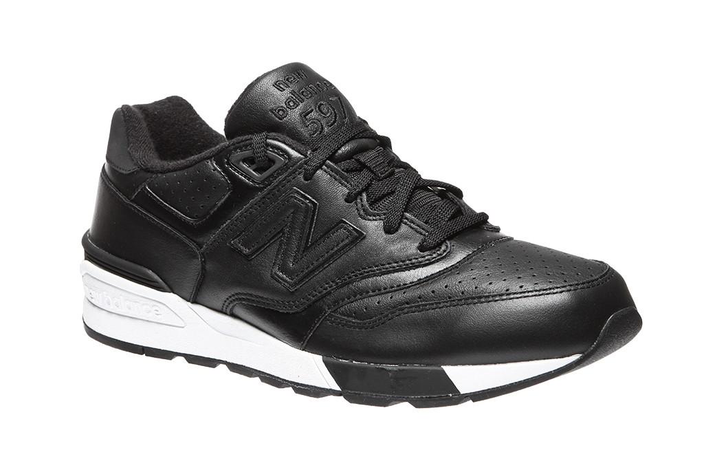 New Balance кроссовки мужские 597 кожаные