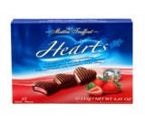 Конфеты Maitre Truffout Hearts, 125 г (Австрия)