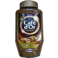 Кофе растворимый Cafe dOr Gold, 200 г (Польша)