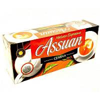 Чай черный Assuan Czarna, 100 пак. (Польша)