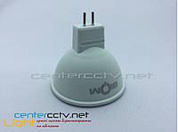 Світлодіодна лампа Biom BТ-541 4W MR16 GU5.3 4200K