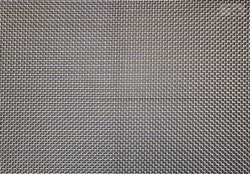 Коврик для горячего плетение серый, PDL, К2016-45