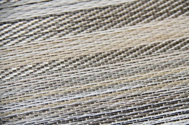 Коврик для горячего полоски голубой, PDL, К2016-40, фото 2