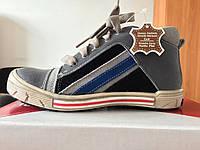 Кожаные ботинки для мальчиков Andre, опт