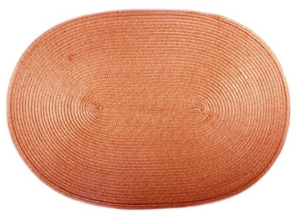 Коврик для горячего Овал бронзовый, PDL, КВ049-10, фото 2