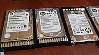 """Жесткий диск для сервера HP HDD 2.5"""" 300 15K Gb SAS + салазки 2,5"""" для серверов HP G8, G9"""