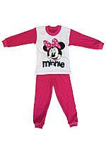 Пижама с Минни(тонкий интерлок)