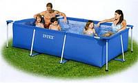 Каркасный бассейн для всей семьи 260*160*65 см