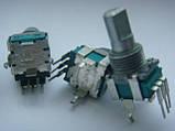 Потенциометр ALPS b100k  для пультов, контроллеров DJ HERCULES RMX, фото 5
