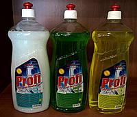 Средство для мытья посуды Profi (Ultra) Яблоко 1л., фото 1