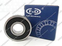 Підшипник F&D 6000RS (10х26х8 мм)