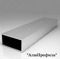 Алюминиевый профиль труба ПАС-0471 60х40х3.5 / б.п.