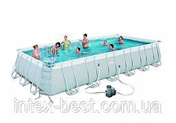 Каркасный бассейн Bestway 56474 (732x366x132 см.)