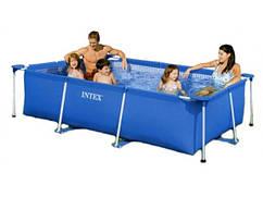 Каркасный бассейн 58983 (28270) Intex 220 x 150х 60 см