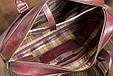 Кожаная мужская деловая сумка Blamont 023 цвет коньяк, фото 7
