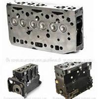Блоки, головки двигателя PERKINS