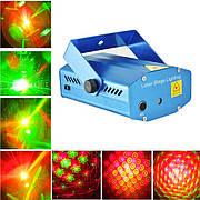 Лазерні проектори, диско кулі