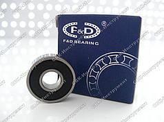 Підшипник F&D 607RS (7х19х6 мм)