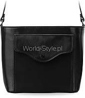 12-10 Черная женская сумочка Monisa