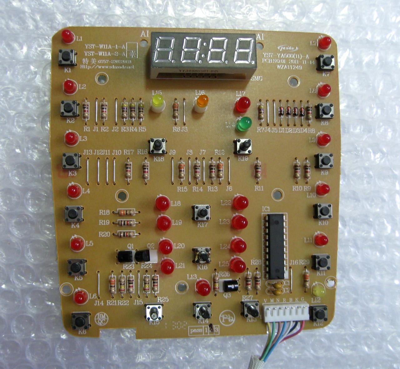 Плата управления мультиварки Redmond RMC-M110