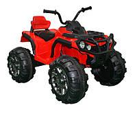 Квадроцикл детский электрический T-733 RED с MP3 103*68*73см