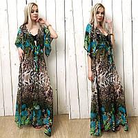 Туника женская ,длинная,материал Шифон, очень много расцветок,фото реал вмаг №80453