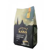 Кофе Віденська кава Сонячна молотый  100г мягкая упаковка
