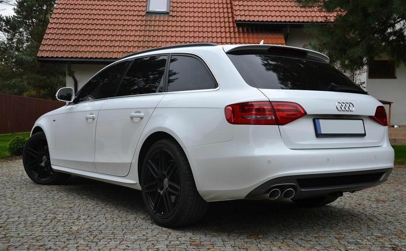 Audi A4 B8 Avant S Line Tuning