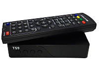 Цифровой эфирный приемник World Vision T59 DVB-T2