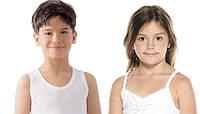 Скидка 15% на детское нижнее белье