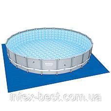 Bestway 56634 - круглый каркасный бассейн Power Steel Frame 671х132 см, фото 2