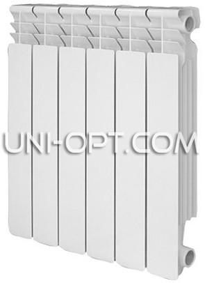 Алюминиевый радиатор  DiCalore Standart 500/10