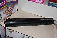 Тубус для чертежей раздвижной черный SK-913 135х12,5