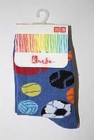 Детские носки для мальчиков Krebo, Польша р-р 23-26