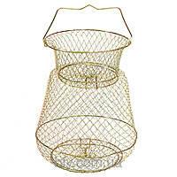 Садок металлический для рыбы 2510.