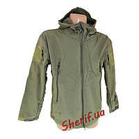 Куртка  тактические  оливковая Shark Skin Soft Shell Olive BE0506UA