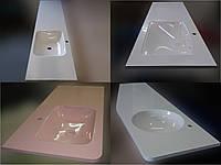 Столешница в ванную с раковиной