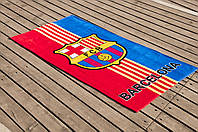 Полотенце Lotus пляжное - Barcelona 75*150 велюр