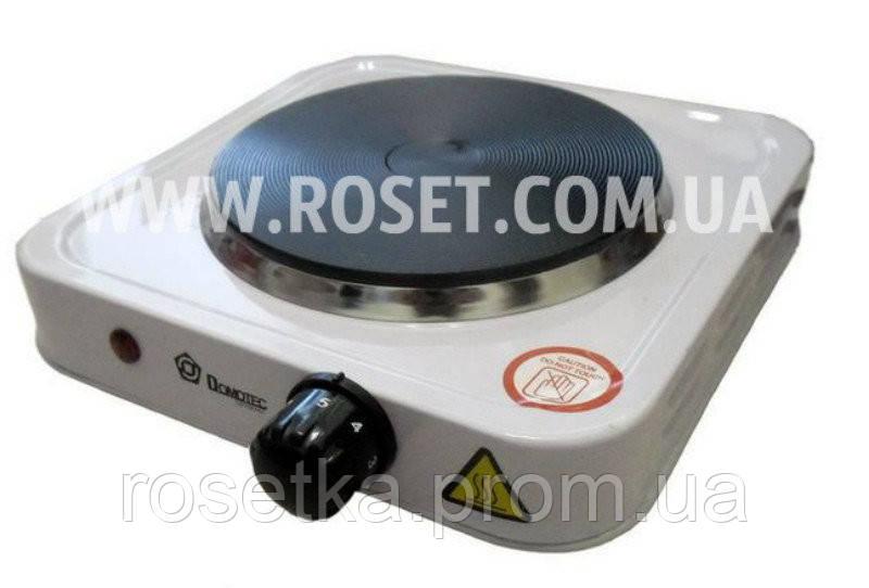Электрическая переносная плитка-поверхность Domotec MS-5821 1000W