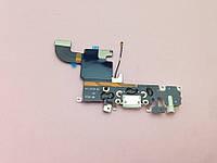 Шлейф Apple iPhone 6S с разъемом на зарядку с разъемом на наушники
