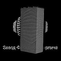 Кирпич чёрный 250х120х65