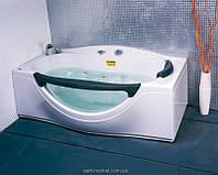 Ванна акриловая прямоугольная Appollo TS 180х99х68 ТS-932 c окошком