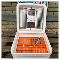 Инкубатор рябушка смарт 70 цифровой с мех переворотом