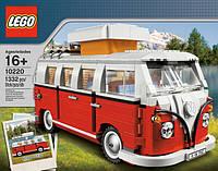 Конструктор Lego Creator Автобус Фольксваген Т1 кемпер 10220
